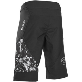 ION Scrub Select Shorts ciclismo Hombre, black